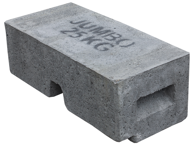 betonklods 38JS25